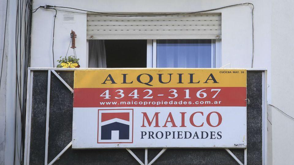 Congelan hasta el 30 de septiembre las cuotas de alquileres y de créditos hipotecarios.
