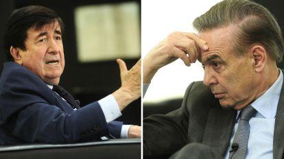 El debate entre Pichetto y Duran Barba