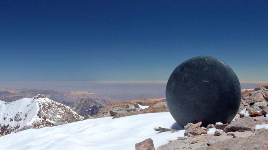 La montaña no es la montaña - Juan Pablo Marturano