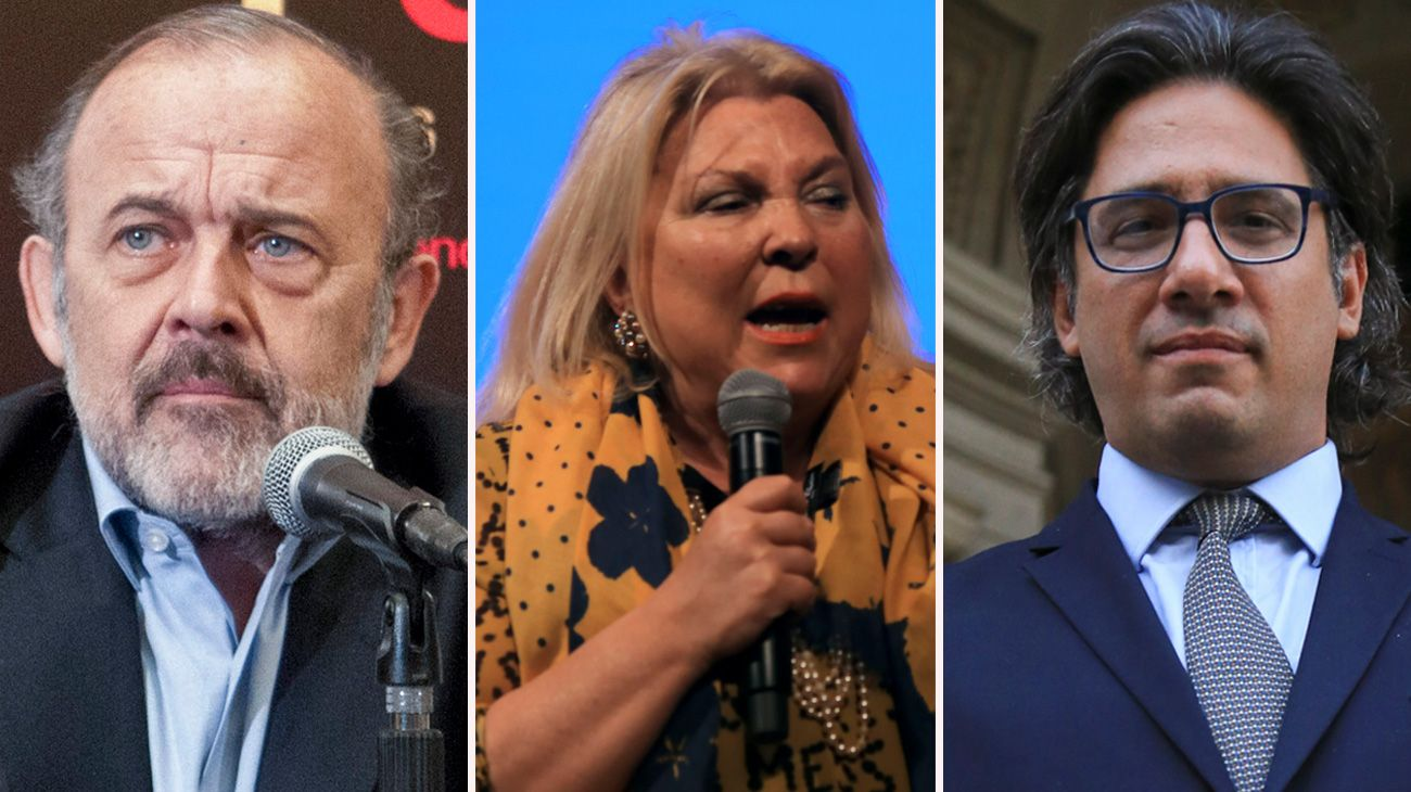 """El diputado Eduardo Amadeo adelantó que no va a acompañar el pedido de juicio político contra Germán Garavano """"por varias razones""""."""