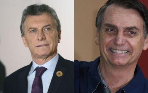 Macri-Bolsonaro, una alianza incómoda y efectiva