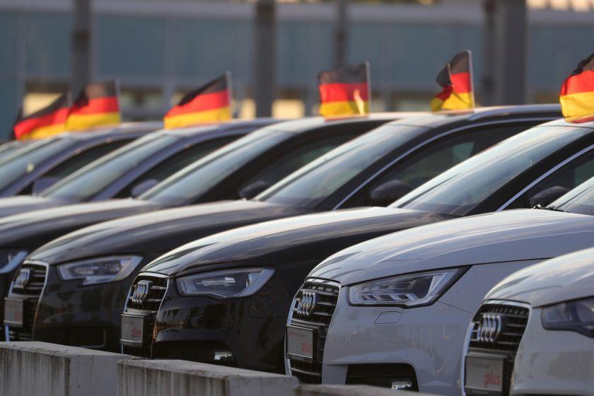 Alemania multa a Audi con 925 millones por emisiones diesel