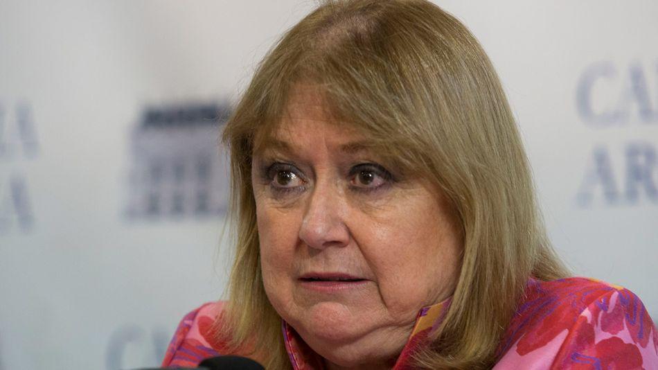 Susana Malcorra 10162018