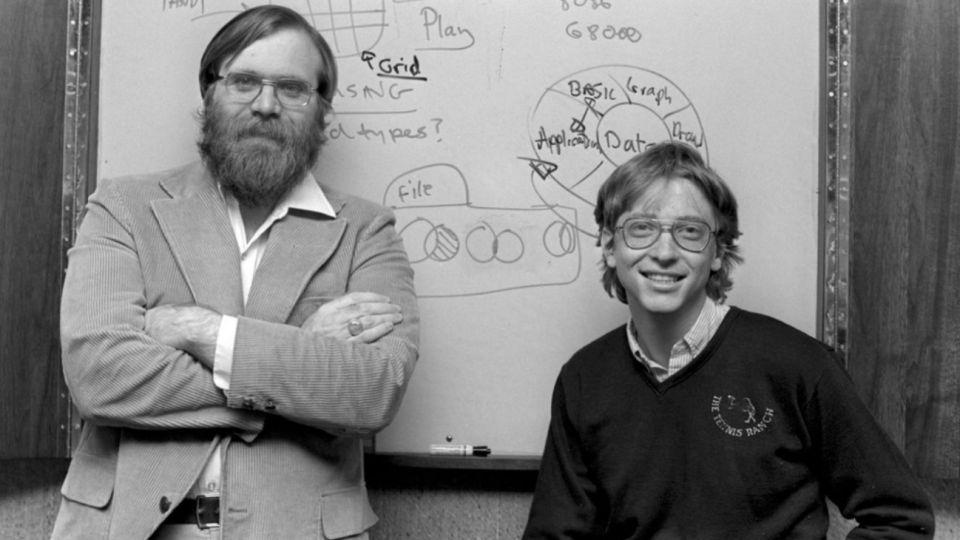 """Bill Gates, con quien se peleó en los años 80, despidió a Allen como """"uno de sus amigos más cercanos"""". """"La computación personal nunca habría existido sin él"""", reconoció Gates."""