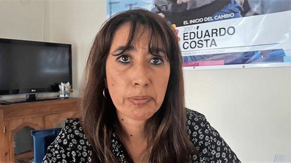 La diputada de la UCR Roxana Reyes