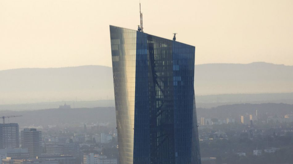 Banco Central Europeo. en alemania 20181019