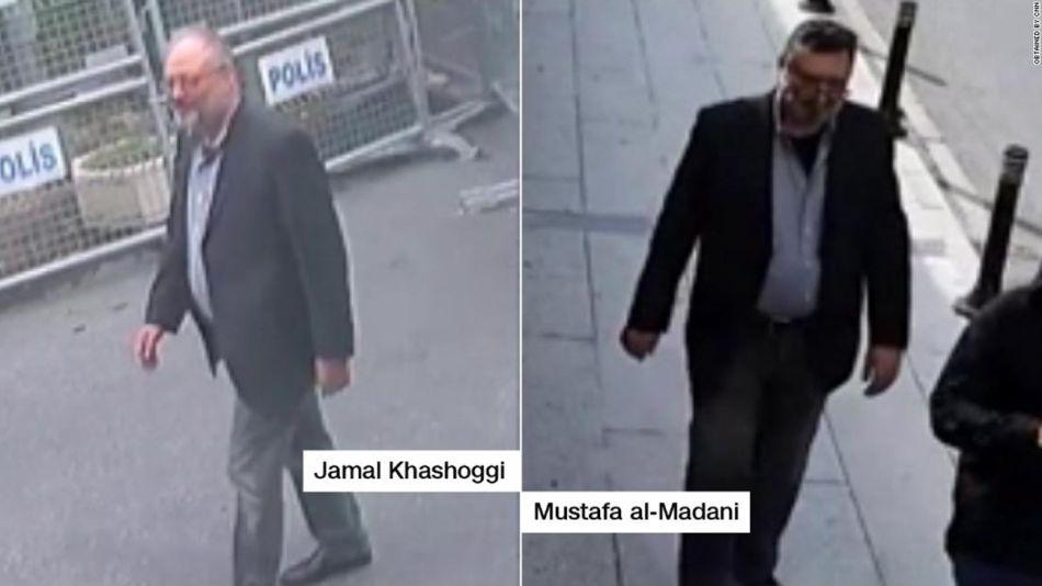 Jamal Khashogli 10222018