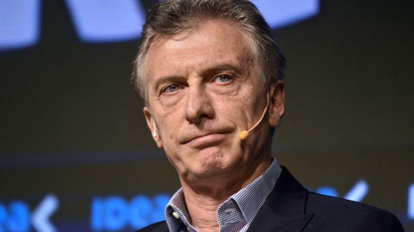 Macri entregó bienes recuperados del contrabando a un comedor de Morón