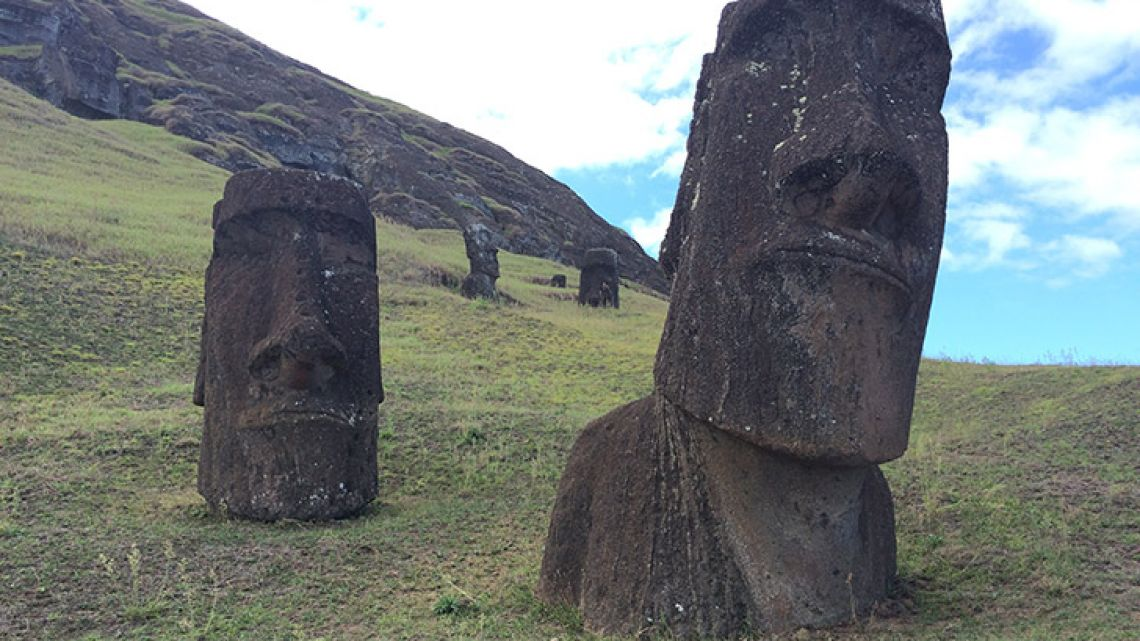 The Ma'u Henua community, with Chilean government support, launched a campaign in August to persuade the British Museum and Queen Elizabeth II to return the famous moai – in exchange for an exact replica to be carved on Easter Island.