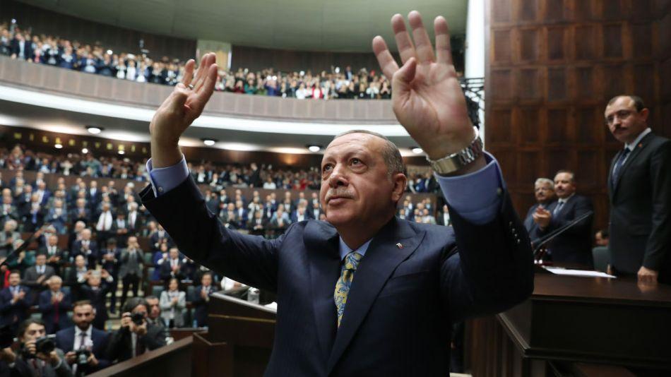 Erdogan hizo un llamado al rey saudí Salman bin Abdulaziz para que los responsables del crimen de Khashoggi sean juzgados