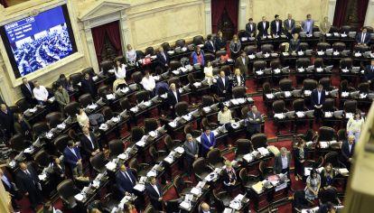 La Cámara de Diputados aprobó el Presupuesto 2019.
