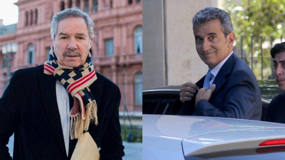 Felipe Solá vs. Florencio Randazzo.
