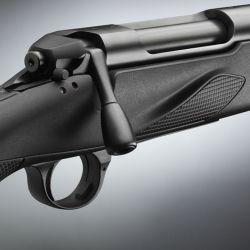 La tradicional marca europea de escopetas presenta un fusil de caza.