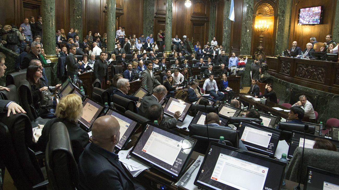 La Legislatura porteña trata la unificación de las elecciones: ¿Se viene el voto electrónico?
