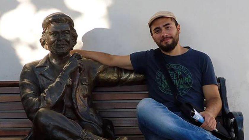 No participé de la marcha, dijo el turco detenido en el Congreso