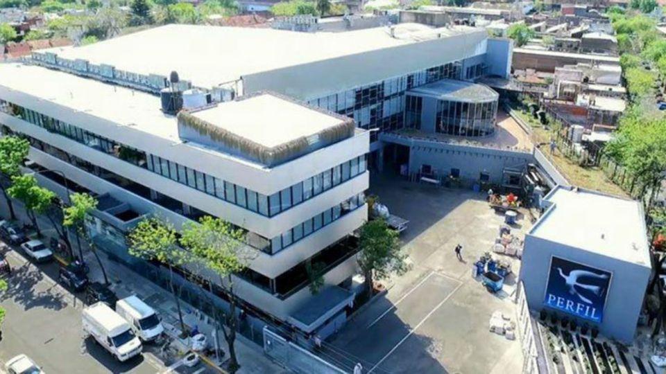 El edificio de la Editorial Perfil se encuentra entre las construcciones emblemáticas que se podrán recorrer durante el fin de semana.