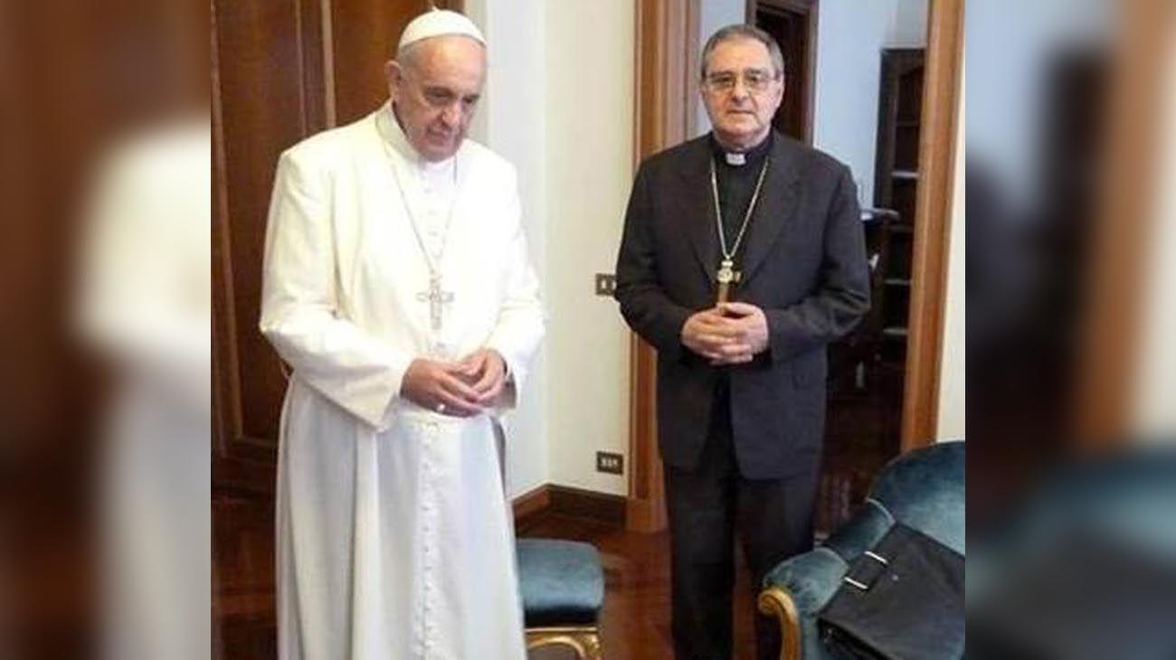 """Monseñor Ojea: """"El Papa no tiene informes diarios sobre lo que hacemos"""""""