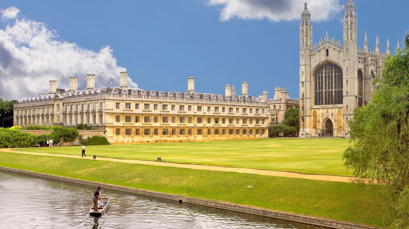 Excelencia. La Universidad de Cambridge es una de las instituciones británicas de mejor nivel educativo a la que los argentinos podrán acceder.