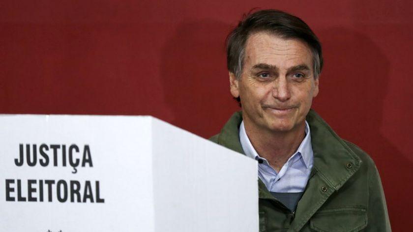 Macri felicitó a Bolsonaro por la victoria