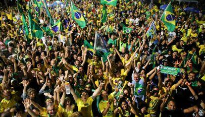 Bolsonaro, como Trump, supo encajar en los reclamos de la sociedad.
