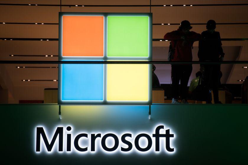Microsoft supera el billón de dólares en Wall Street