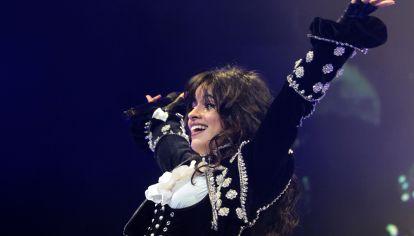 El Cálido show de Camila Cabello en Buenos Aires.