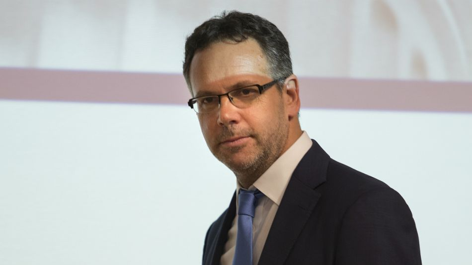 Guido Sandleris, titular del BCRA.