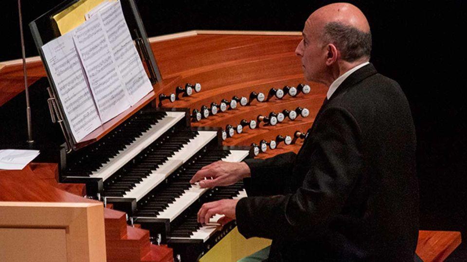 Enrique Rimoldi ejecutará el órgano Klais Opus 1912 del CCK.