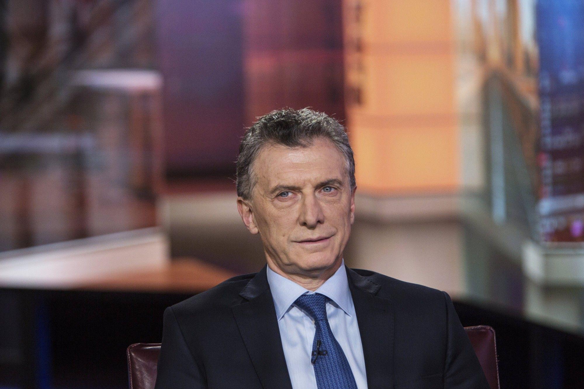 Macri y los visitantes: ¿capricho rockstar o idea de Peña?