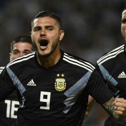 icardi argentina mexico amistoso mendoza AFP 1