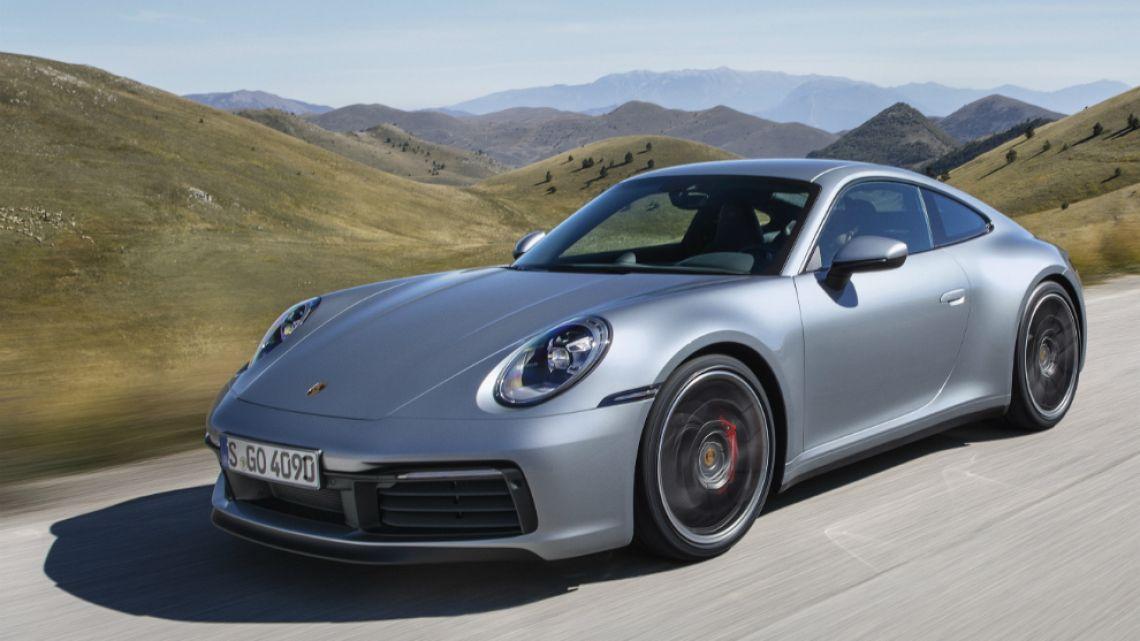 3c92ddd467 Parabrisas | Nuevo Porsche 911: te mostramos cómo es la octava ...