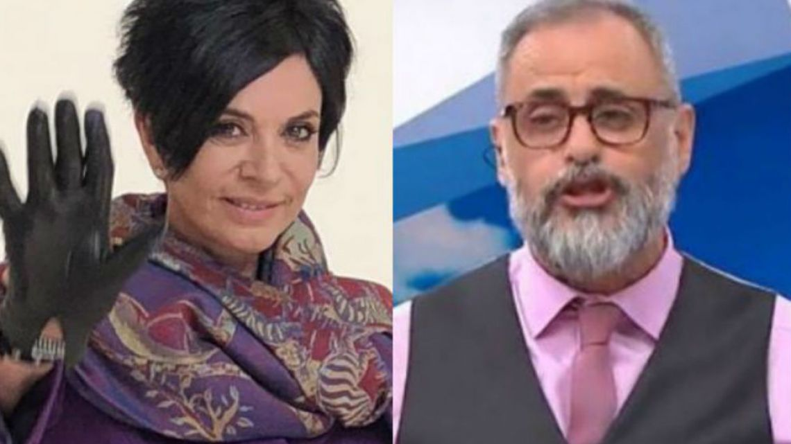 Picante cruce tuitero entre Mónica Gutiérrez y Jorge Rial
