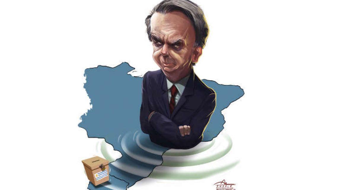 bolsonaro-uruguay