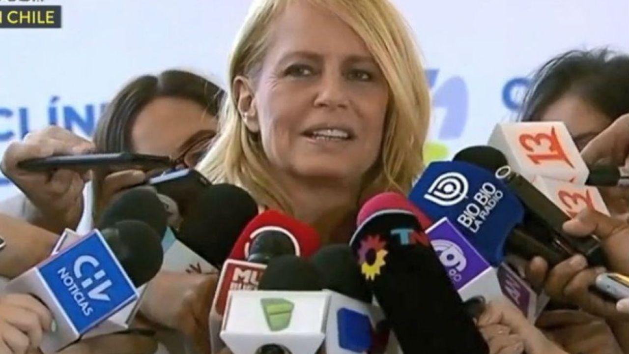 Cecilia Bolocco habla por primera vez de la operación de