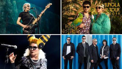 Cuales con los shows musicales , espectáculos y muestras sugeridas en el mes de noviembre