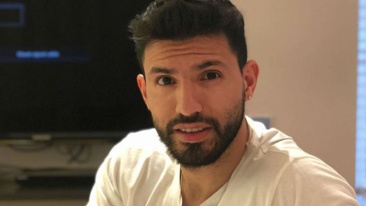 "Sergio ""Kun"" Agüero chocó en Manchester"