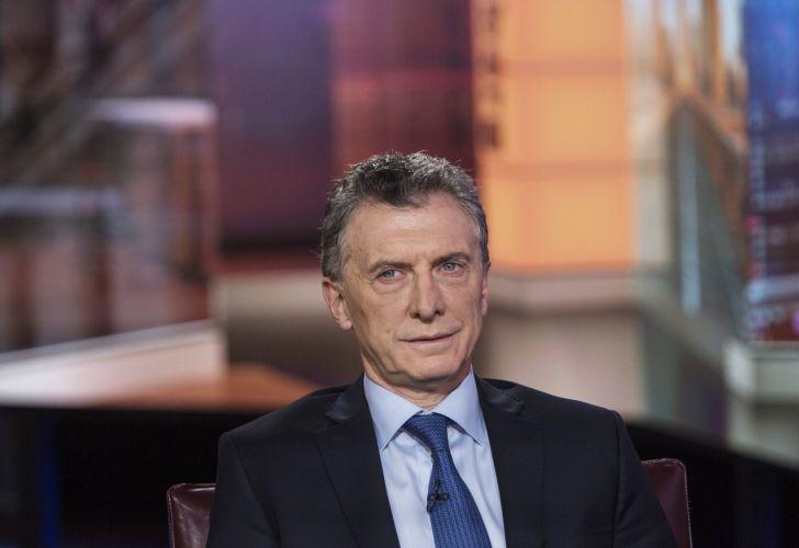 Argentina's President Mauricio Macri Interview