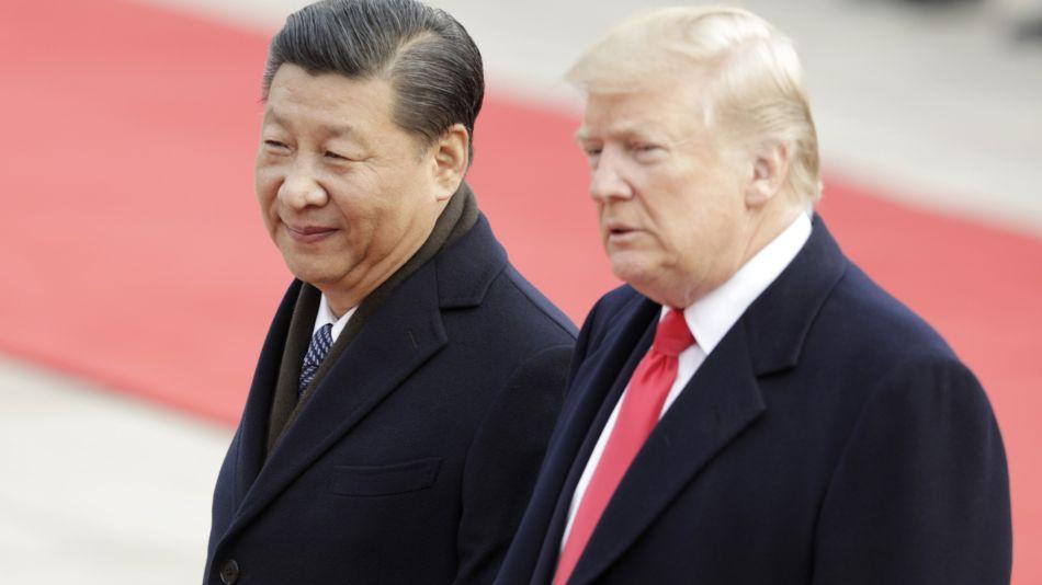 U.S. President Donald Trump's Second Day In Beijing