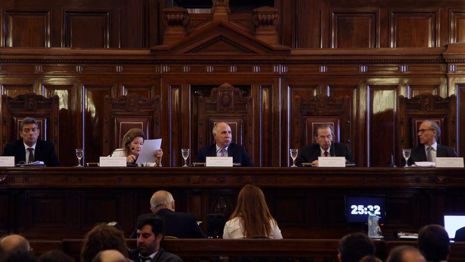 Corte suprema de la Nación