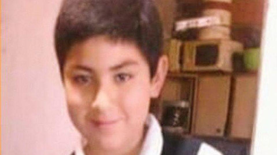 Kevin Rodrigo Tarifa, tiene 13 años y es de Jose Leon Suarez. Esta desaparecido desde el 29/10 alrededor de las 12:40 hs