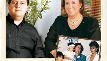 La viuda de Pablo Escobar reveló que el narco la violó cuando ella tenía 14 años
