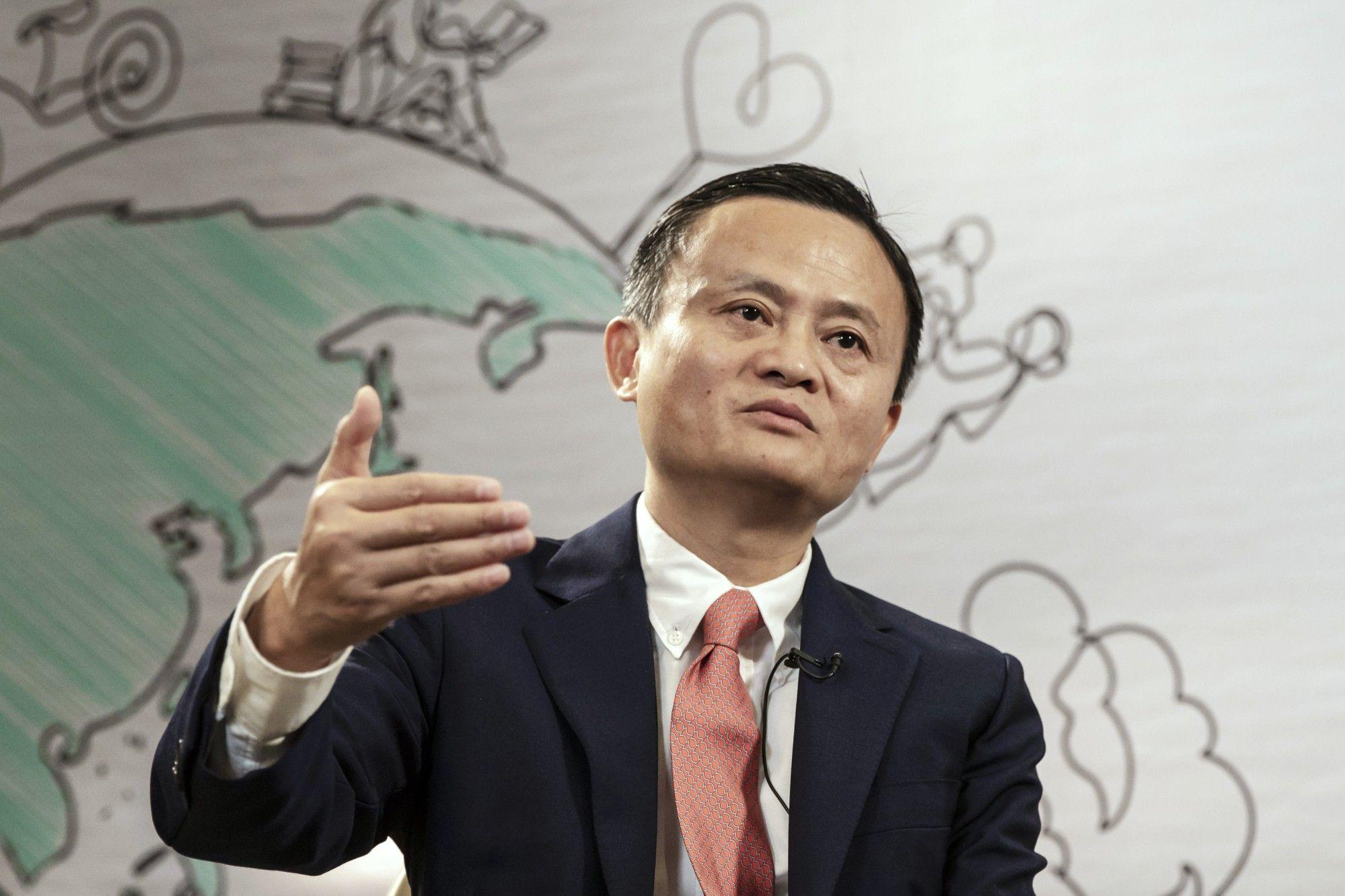 Ma de Alibaba: la tensión entre EE.UU. y China podría durar 20 años