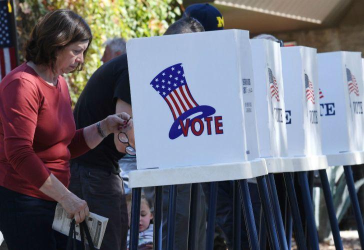 Resultado de imagen para ELECCIONES EN EEUU