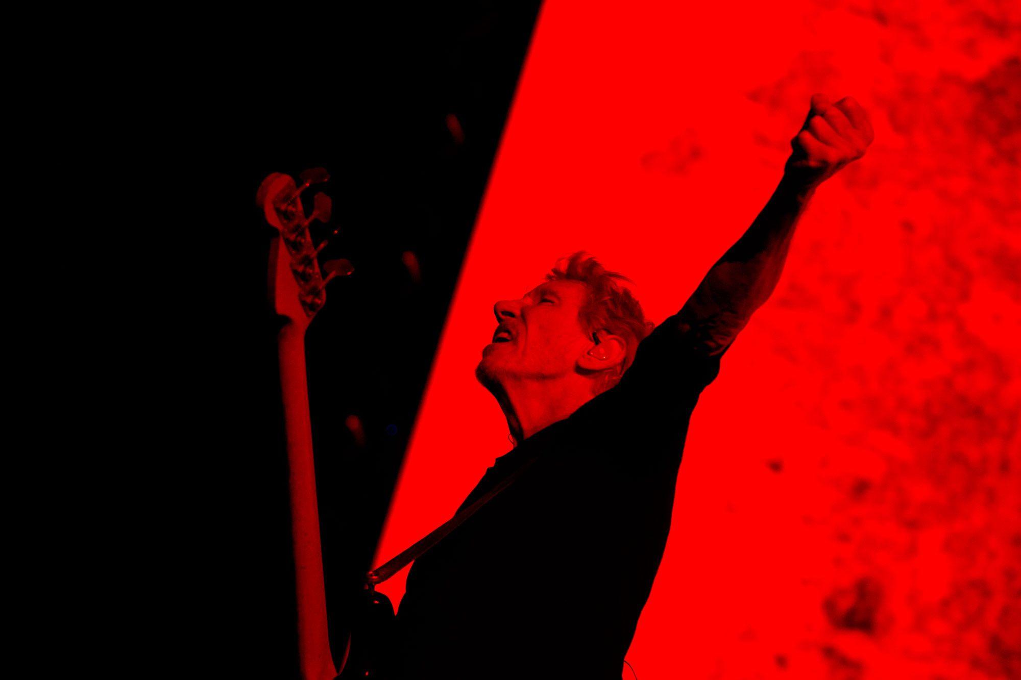 El show de Roger Waters en el Estadio único de La Plata