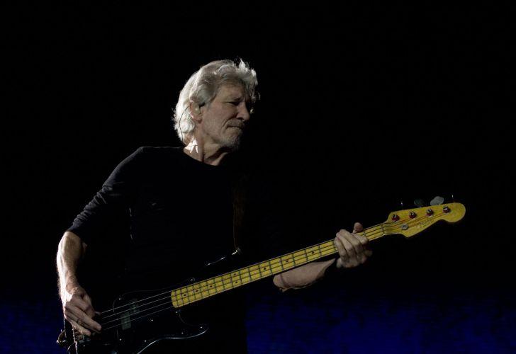 El show de Roger Waters en el Estadio único de La Plata 11072018