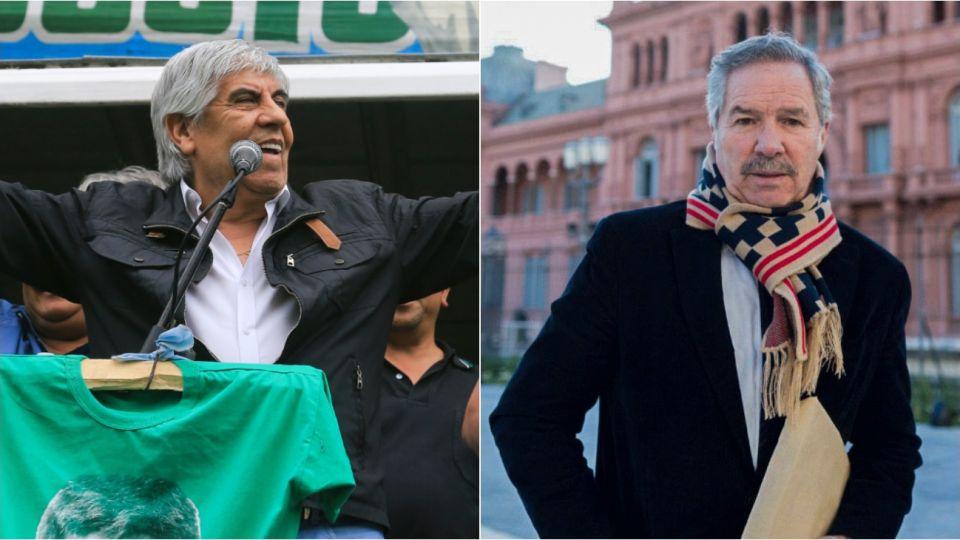 Hugo Moyano y Felipe Solá se suman a las filas del justicialismo.