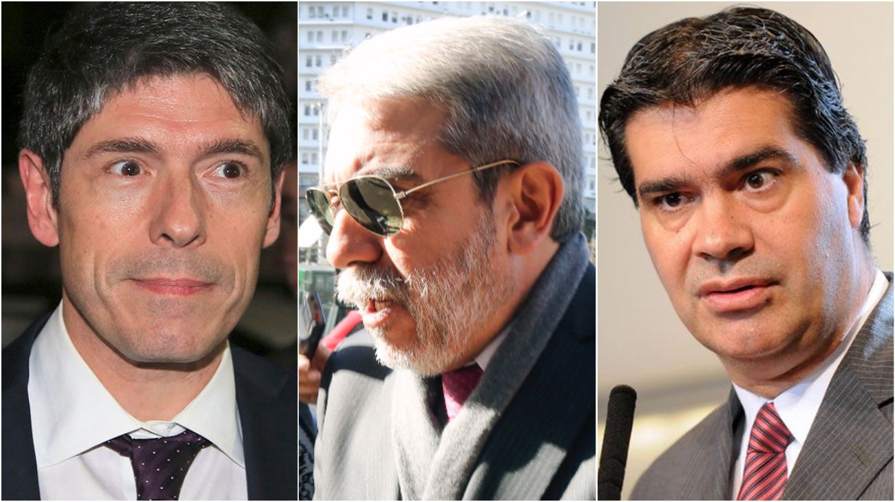 Abal Medina, Aníbal Fernández y Capitanich, procesados por supuesto fraude