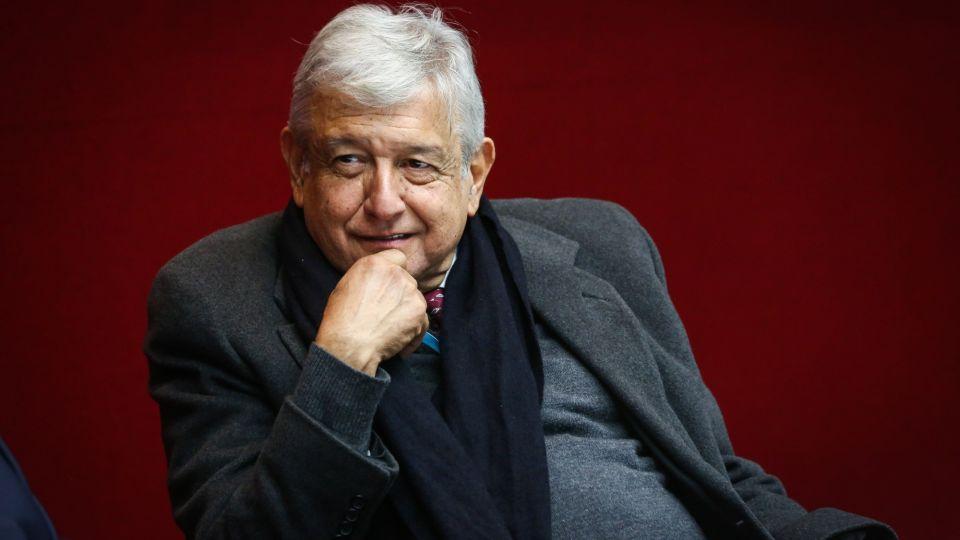 Lopez Obrador.