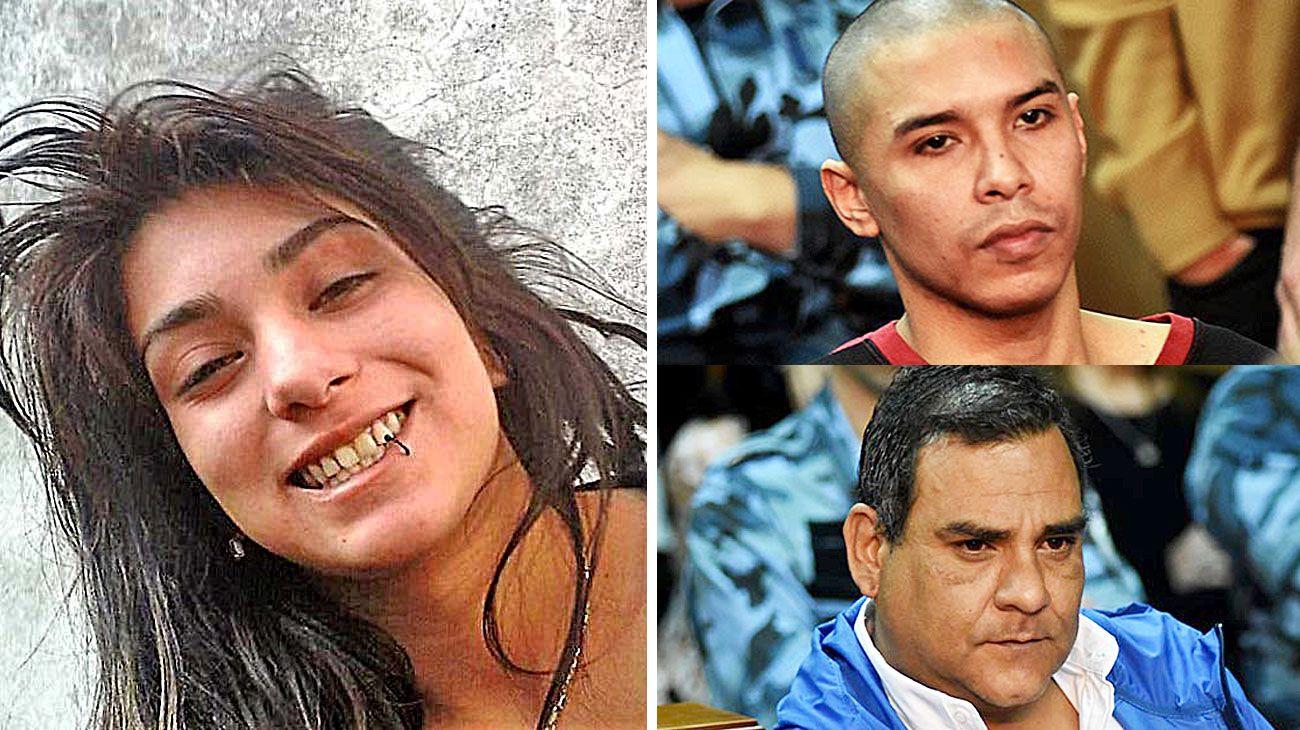 Brutal. Lucía murió en la casa de Matías Farías (arr.) en 2016. Pidieron 18 años para Offidani (ab.).