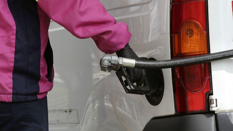 Axion aumentó sus combustibles los precios de sus combustibles desde medianoche.